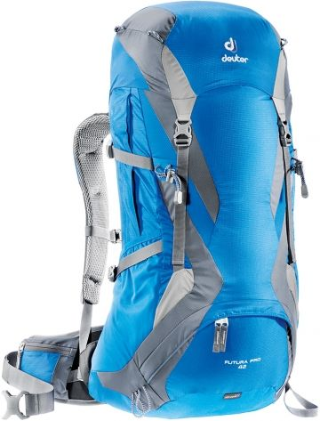 Deuter hiking backpacks and daypacks: Find your proper outdoor backpack with many different functions like drinking systems, rain covers and more
