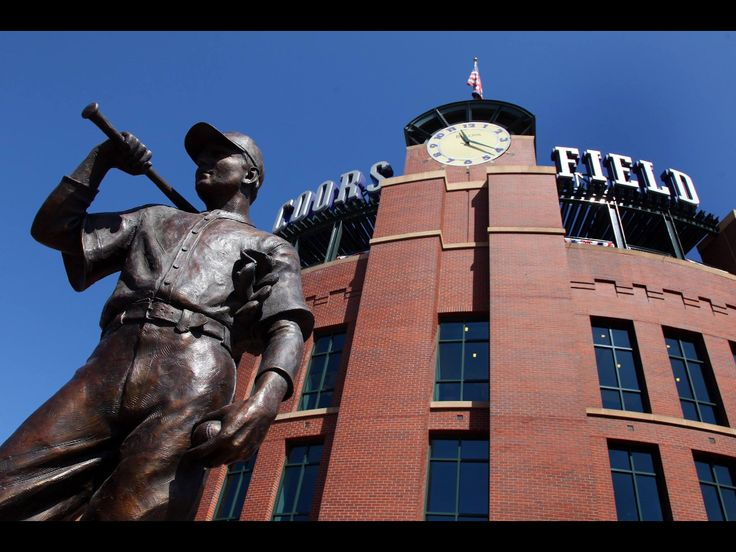 Colorado Rockies Opening day 4-10-2015