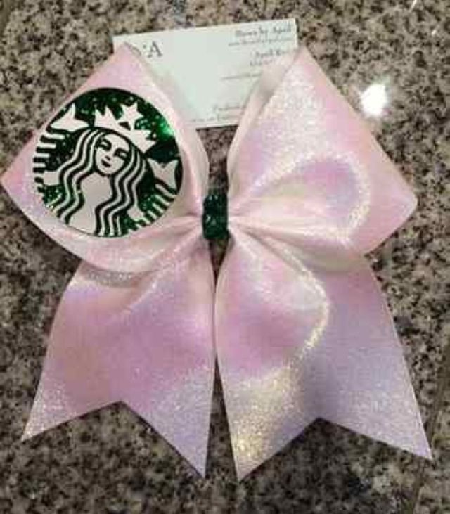 Starbucks bow