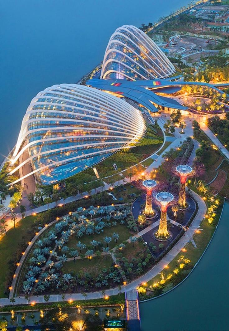 新加坡·滨海城 - Ville de plage Singapour