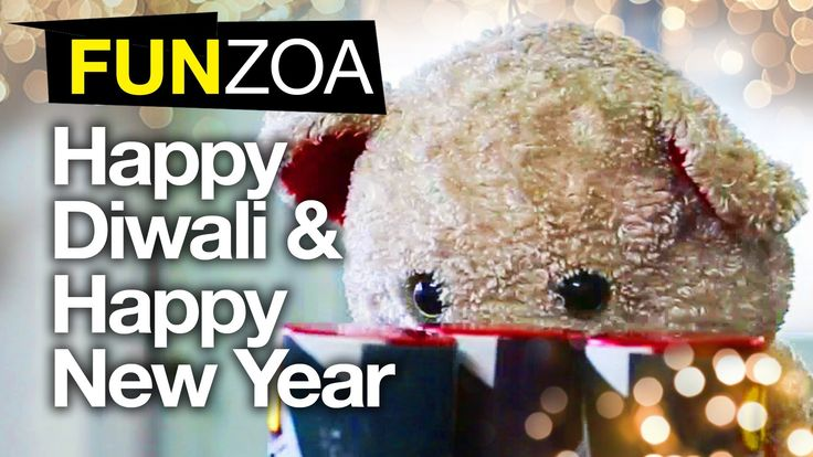 Happy Diwali & Happy New Year Wishes-Funny Video For Friends