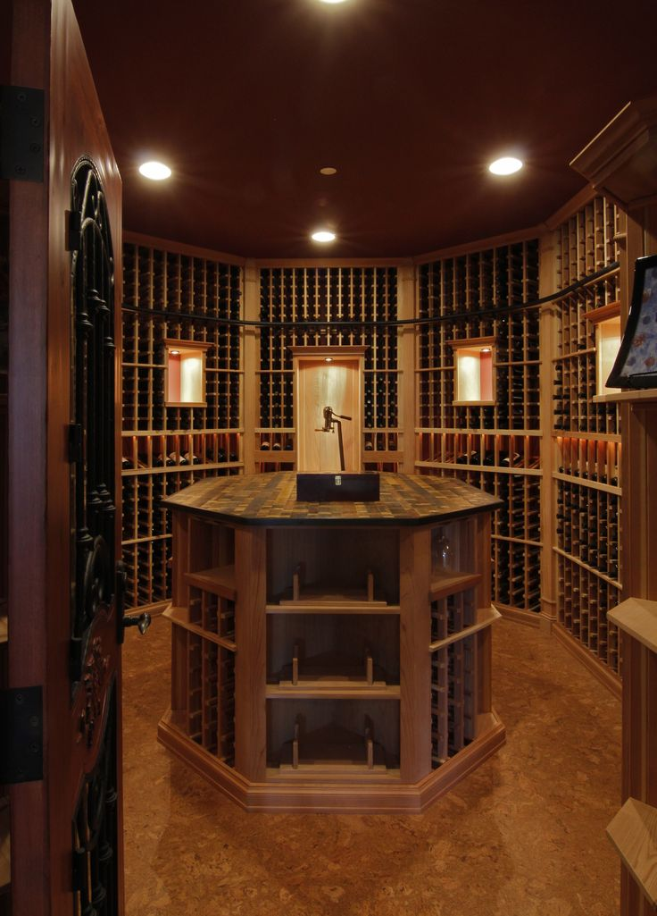 Wine cellar & 25 best underground images on Pinterest | For the home Wine cellars ...