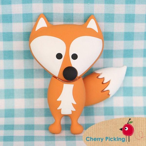 Mister Fuchs USB Stick 8GB limitiert von *Cherry Picking* auf DaWanda.com