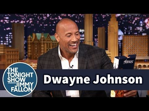▶ Dwayne Johnson Explains His Infamous '90s Throwback Instagram - YouTube....I'm weak!!!..hahaha..That Fanny Pack tho!!..How does The Rock always break the internet??.. Friggin Facebook was down for several hours today!!! =) #TheRock