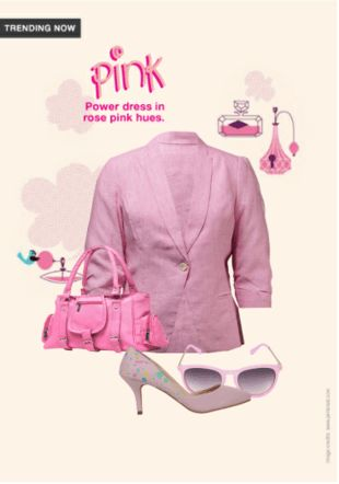 pink blazers, pink handbags with pink sunglasses for Rs.1247/- Shop Now http://www.limeroad.com/scrap/Pink-Blazers-Pink-Handbags-with-Pink-Sunglasses-s5615405a157bc460edbc5620/vip#scrapOverlay