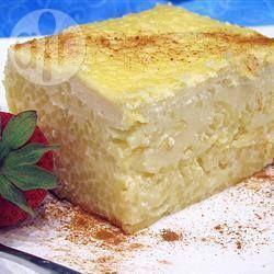 Almond Pasta Pudding @ allrecipes.com.au