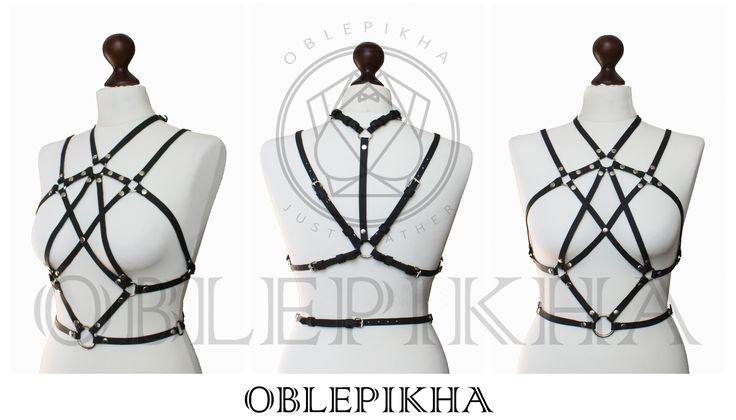 Lace Fashion harness,Fetish harness,Exotic dancewear,Leather Body Belt,Suspender Harness,Womens harness,Exotic Lingerie,edgy fashion,grunge #oblepikha #harness #leather #leathergoods #portupeya #portupeyaukraine #portupeya_ua #belts #bodybelt #портупея #портупеяукраина #портупеякиев #сбруя #handmade #портупеякупить #follow #followme #leatherharness #clubwear #dancewear #feedback #alternativefashion #accessories #etsy #etsyseller #fetish #belts