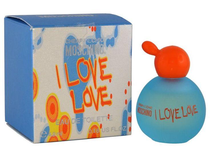 Moschino - Miniature I love love (Eau de toilette 4.9ml)