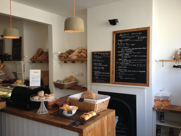 Norfolk street bakery