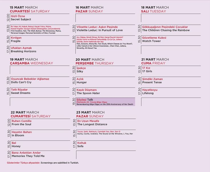 Filmmor Kadın Filmleri Festivali İstanbul Modern Sinema'daymış.