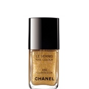 Gold: Gold Chanel, Beautiful Nails, Gold Glitter Nails, Chanel Gold, Fav Nails, Glitter Nails Polish, Chanel Nails Polish, Gold Nails Polish, Nails Lips