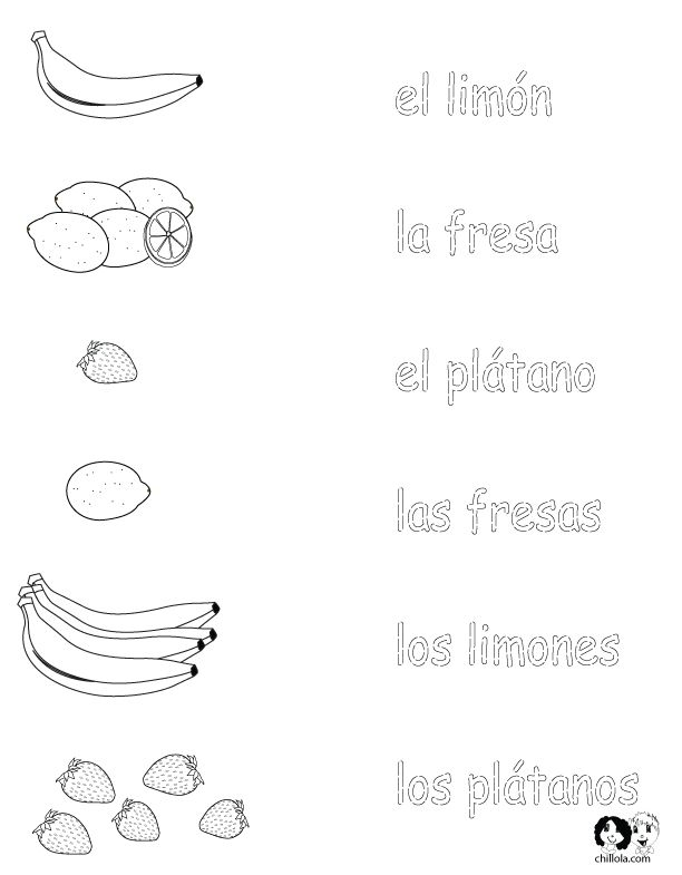 Learning Spanish Worksheets : The best spanish worksheets ideas on pinterest es in