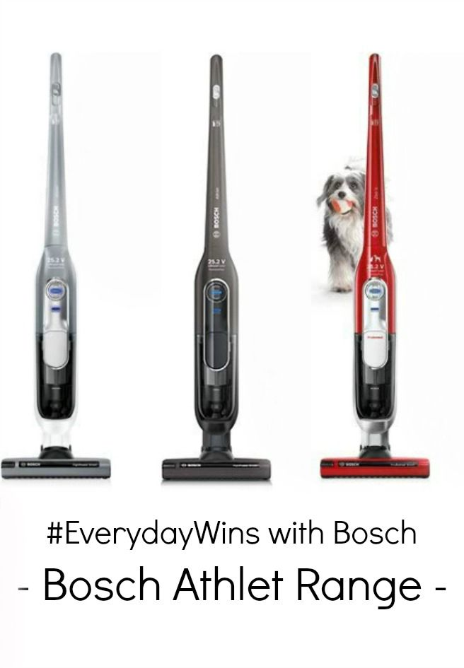 #EverydayWins with Bosch: Bosch Athlet Range