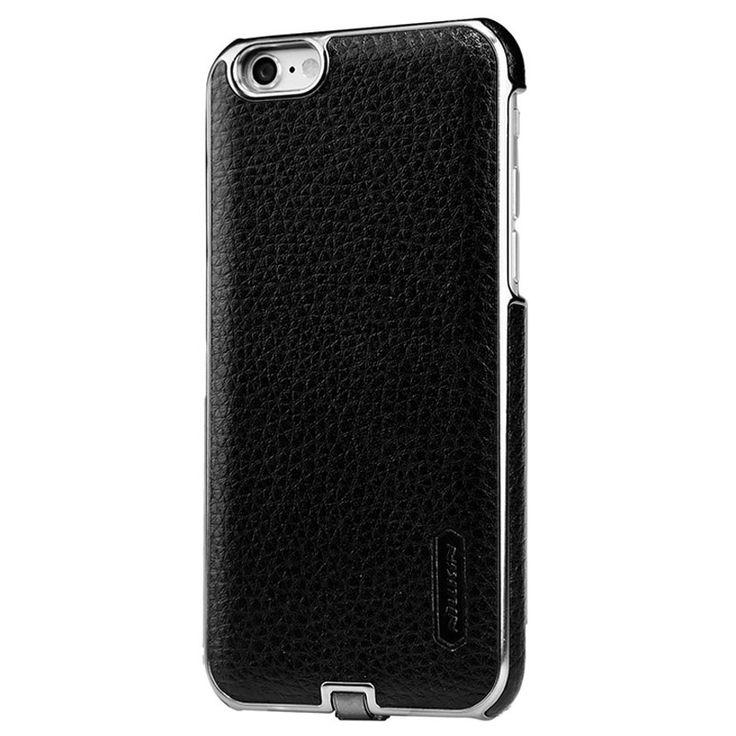 iPhone 6s / 6 trådløst ladedeksel i svart