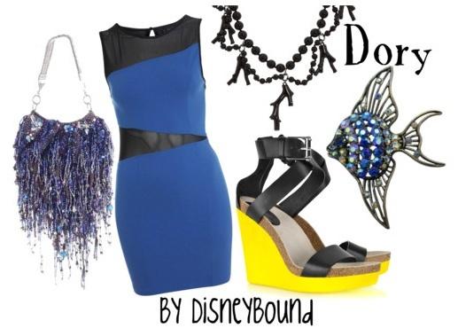 Disney Bound: Inspiration Outfits, Keep Swim, Disney Outfits, Disney Inspiration, Theme Outfits, Disneybound, Disney Bound, Disney Theme, The Dresses