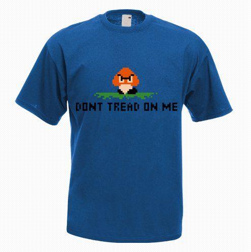 Don't Tread on Me T-Shirt - http://goo.gl/ulj4iW