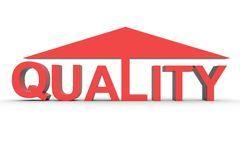 Quality improvement Royalty Free Stock Photos