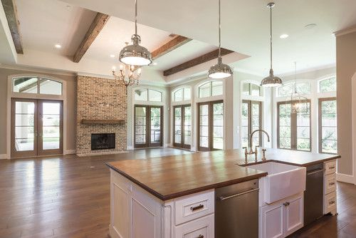 Houston Kitchen Remodel Plans Classy Design Ideas