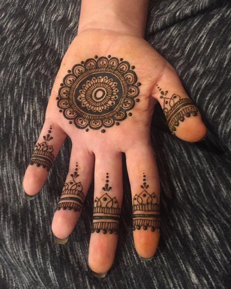 Mandala Henna Designs: 1169 Best Images About Mehandi On Pinterest
