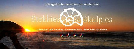 #Stokkies&Skulpies  *unforgettable memories are made here We welcome  December and  All our guests.  www.stokkies.co.za