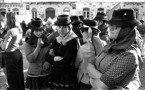 """""""A documentação do mundo do trabalho está ainda por conhecer """". Entrevista a Filipe Caldeira, arquivista da CGTP-IN : Notícia BAD"""