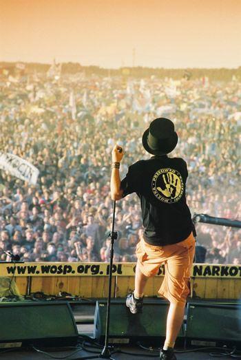 Grabaż , Pidżama Porno , Woodstock Festival , Kostrzyn