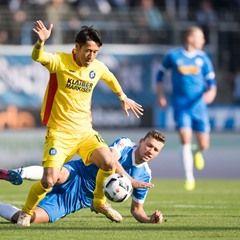 German Bundesliga 2 Football Match - VfL Bochum vs Karlsruher SC