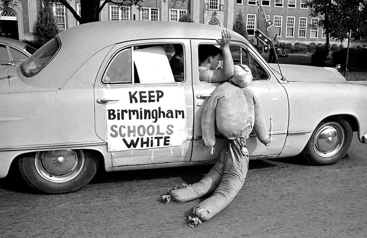 Birmingham, Alabama 1963... Fifty years ago.  It's difficult for me to believe that there was actually a world like this before I was born.