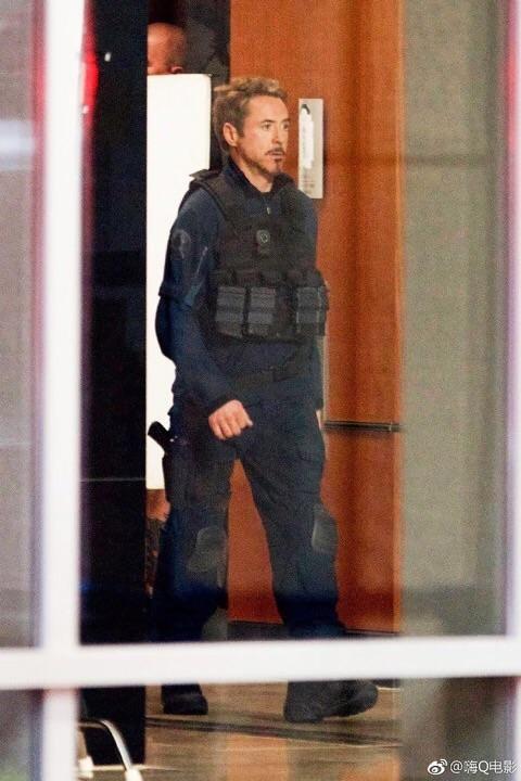 Stark in a SWAT gear