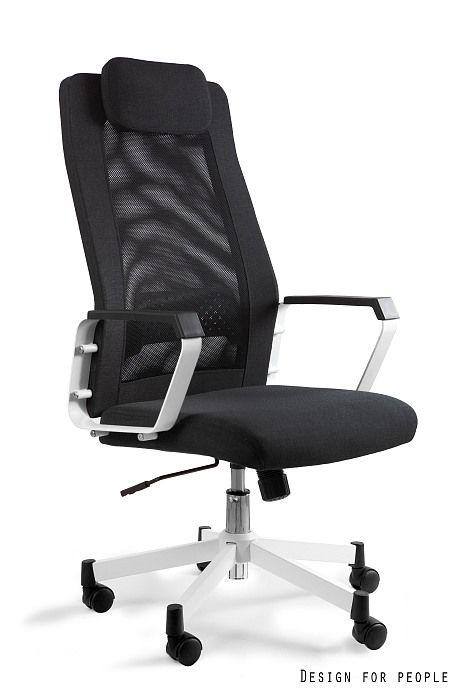 Nowość w ofercie! Fotel biurowy FOX, dostępny w 3 kolorach: czarnym, czerwonym oraz szarym
