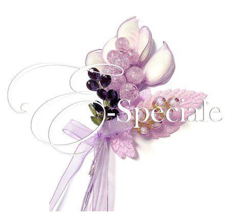 Grappolo Uva Strass - Prodotti Tema Vino - Shop Per Tema - accessori e gadget per matrimoni e feste - E-speciale