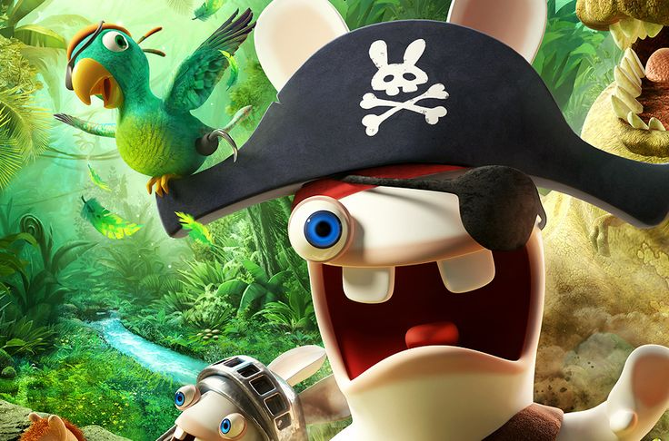 Raving Rabbids Travel In Time — Ars Thanea