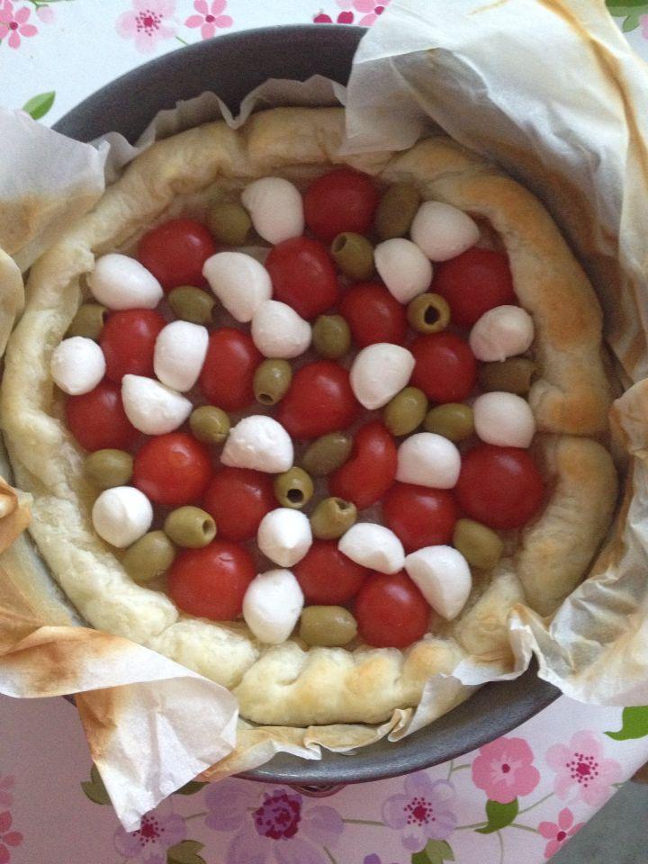 Sfogliata napoletana!   #food #foodlove #italy #ricetta