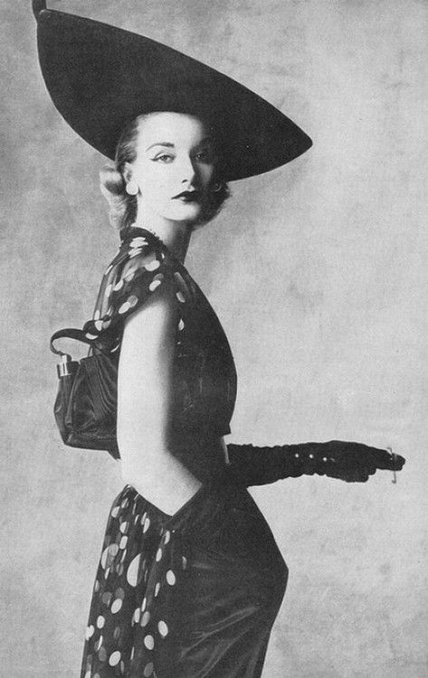 Sunny Harnett in high fashion, 1951.: Inspiration, Style, Vintage Fashion, Vintage Hats, Sunny Harnett, 1951, 1950 S, Photo, 1950S Fashion