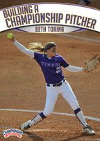 Building a Championship Pitcher - Join LSU Head Softball Coach Beth Torina as she teaches and demonstrates the pitching mechanics and drills that have helped the Tigers rank among the nation's best in ERA on an annual basis.