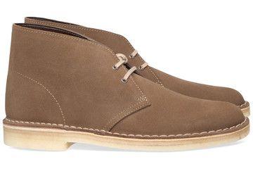 Clarks Originals schoenen Desert Boot pale green koop je online bij  MooieSchoenen.nl