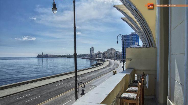 Apartamento Bella Vista. En el Malecón de la Habana