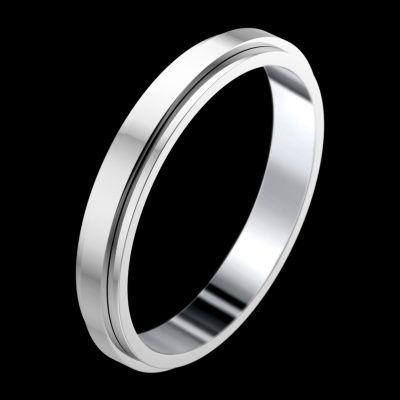 Platinum Wedding Ring G34PZ300 - Piaget Wedding Jewellery