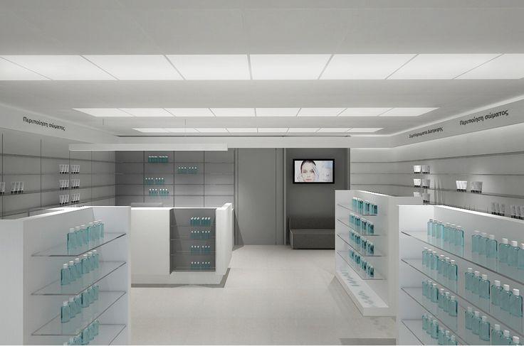 Σχεδιασμός Φαρμακείου | Παιανία | iidsk  |  Interior Design & Construction