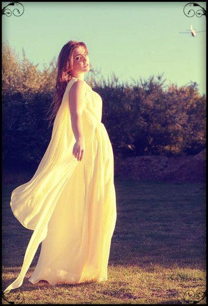 Venus, long one shoulder vintage style bridesmaid dress designed by Vintage Bleu nz   Vintage Bleu