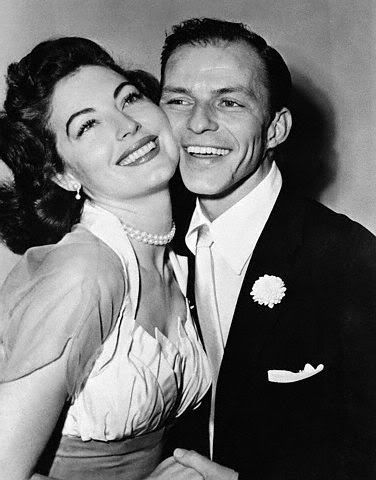 classic hollywood couples | My favourite old Hollywood couple is Frank Sinatra and Ava Gardner.