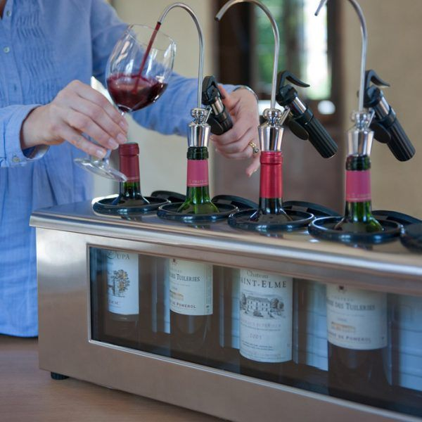 Table Fancy Wine Cooler | Chillers Rental | Rent4Expo.eu