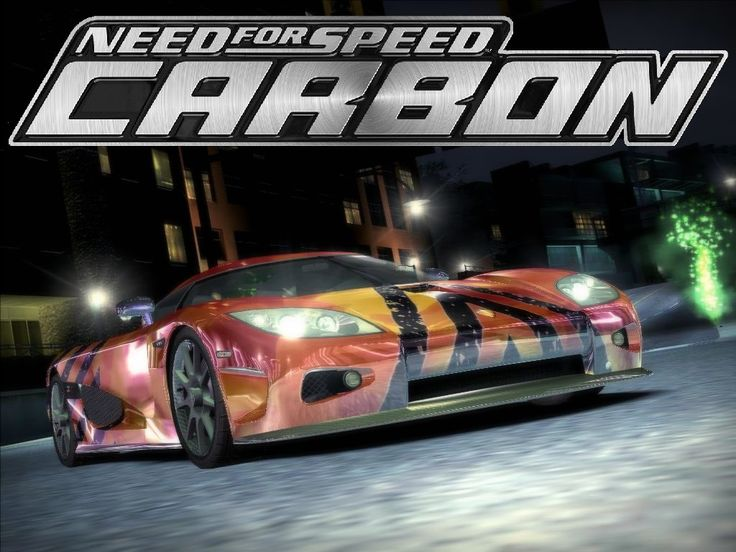 Need For Speed Carbon Full Game Download  PC