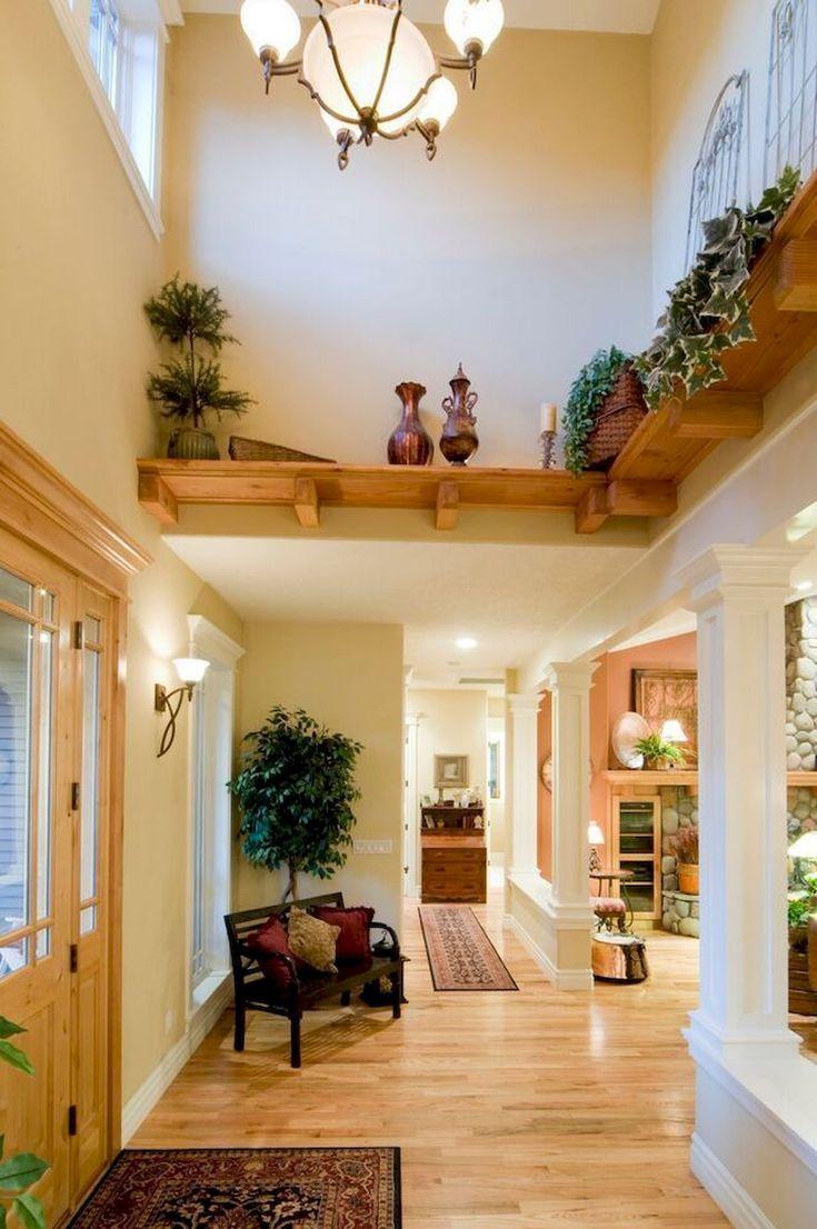 70 Beautiful Farmhouse Entryway Decorating Ideas | High ...
