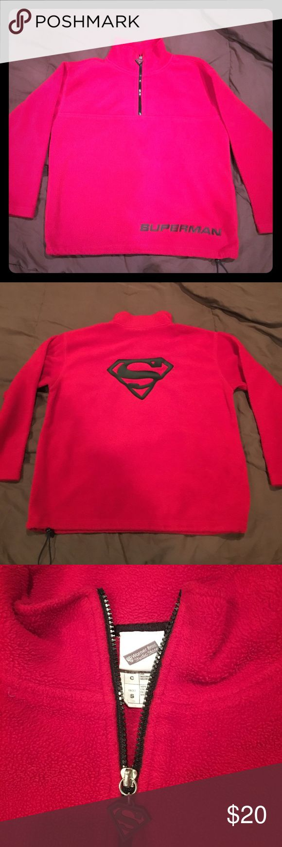 Superman Warner Bros Studio Store Sweatshirt Superman Warner Bros Studio Store Sweatshirt warner bros studio store Sweaters