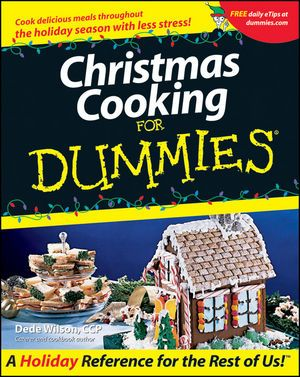 Christmas Cooking for Dummies Giveaway