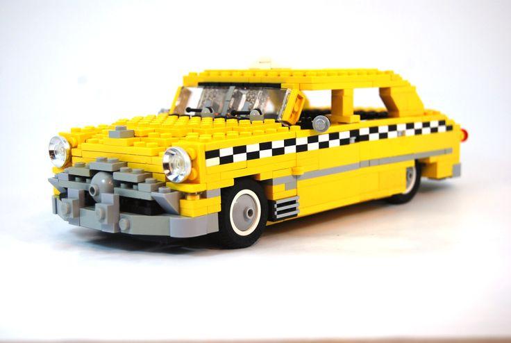 legos photo gallery | Brickshelf Gallery - 1949_ford_fordor_taxi_01.jpg