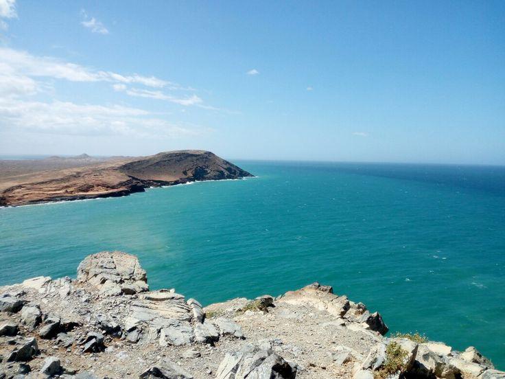Paraíso en la Guajira-Colombia
