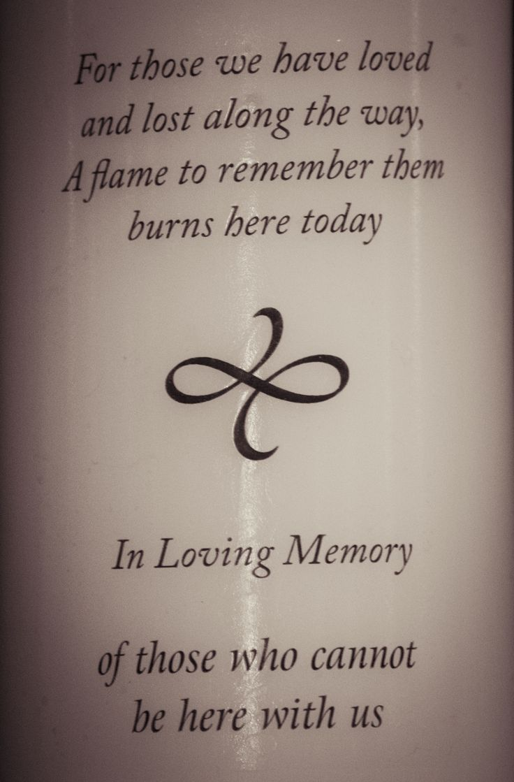 132 best In loving memory images on Pinterest | Thoughts ...