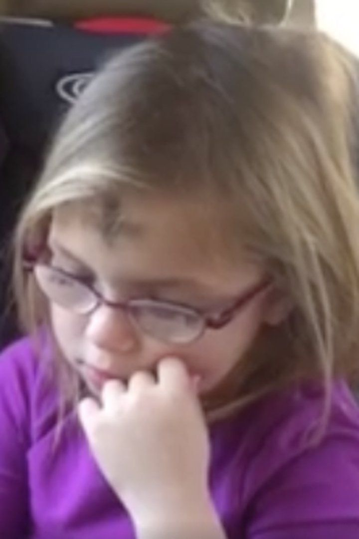 You Won't Be Able to Keep a Straight Face While Watching This Little Girl Talk About Her Breakup